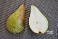 Kriaušių ir persikų tyrelė