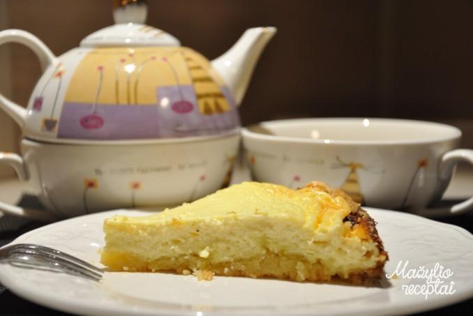 Purus ir greitas varškės pyragas