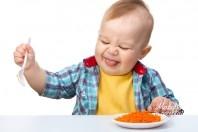 Jei mažylis nevalgus