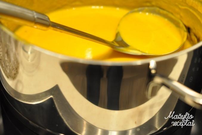 Skaniausia moliūgų sriuba