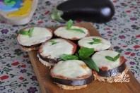 Vegetariška pica su baklažanais