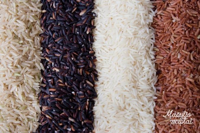 Ryžiai mažyliui