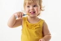 Mažylio dantukų priežiūra