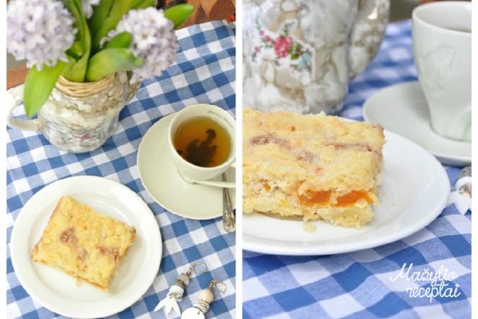 A. Smilgevičiūtėst šeimos mėgstamiausias varškės pyragas