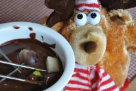 Šokoladas mažyliams