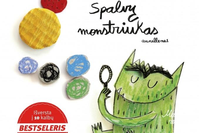 SPALVU MONSTRIUKAS Virselis (1)