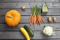 Daržovės, kruopos ir vaisiai kūdikiui