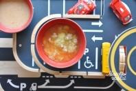 Vištienos sriuba su pomidorais