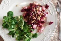 Burokėlių ir fetos salotos