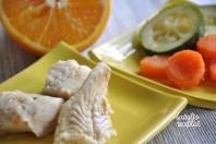 Žuvies tyrelė kvepianti apelinais