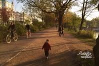 Į Hamburgą su vaikais