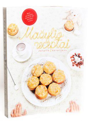 """Knyga apie vaikų mitybą ir receptai vaikams """"Mažylio receptai"""" internetu"""